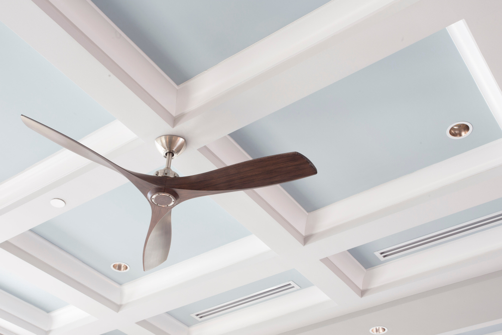 Choose the Right Ceiling Fan for Your Kent Home
